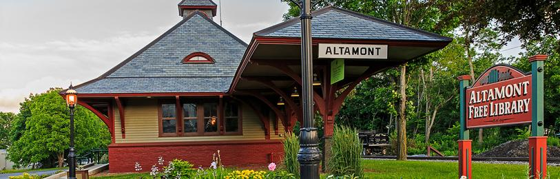 altamont free library